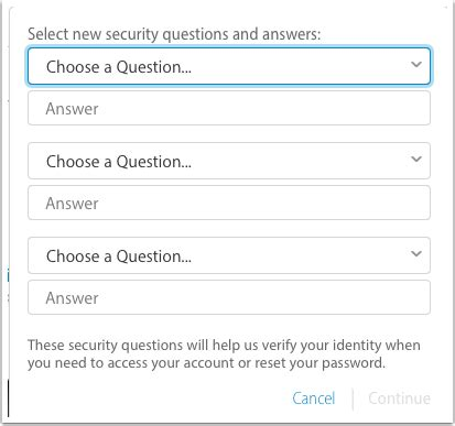 A Up And Some Questions Answered by How To Disable Apple S Two Step Verification And Enable