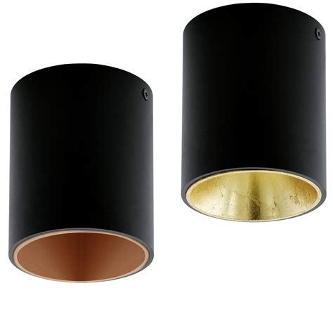 deckenleuchter schwarz led deckenleuchte polasso in schwarz wohnlicht