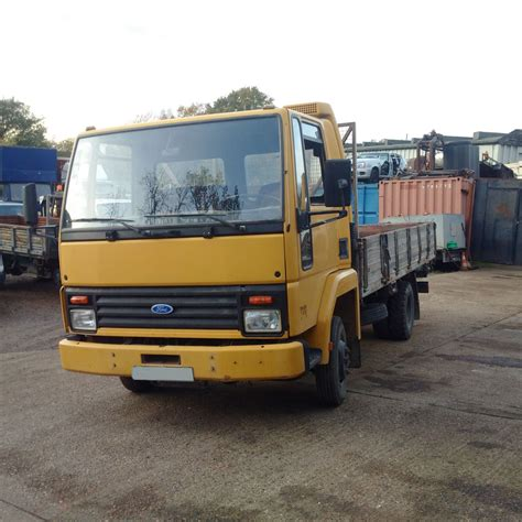 Ford Cargo by Left Drive Ford Cargo 0609 4 1 Diesel 5 6 Ton Truck