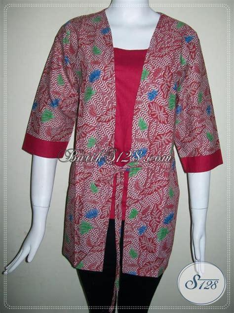 Baju Wanita Muda Baju Batik Wanita Muda Dan Bls704p L Toko Batik