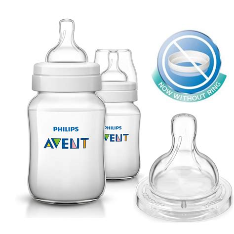 Botol Bayi Philips Avent Feeding Baby Bottle 260ml 41 pwp philips avent classic teats pack only rm17