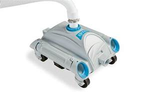 Robotic Vaccume Intex Automatic Above Ground Swimming Pool Vacuum Cleaner