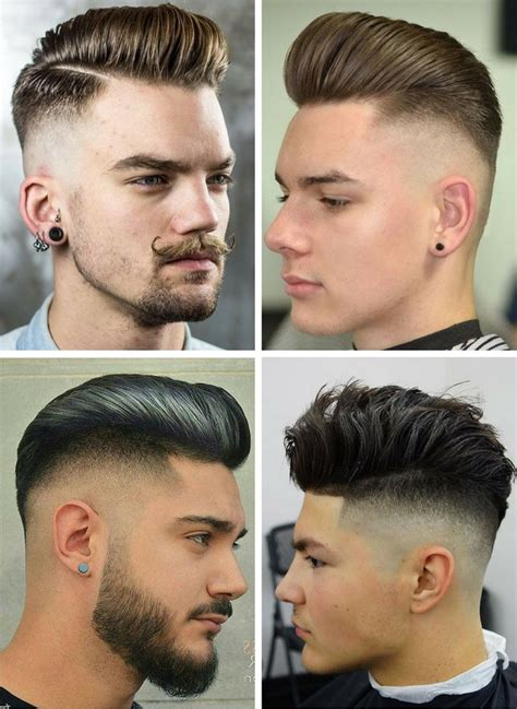 8 different type of hair fades different types of hairstyles for guys hairstyles