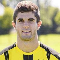 christian pulisic brackley christian pulisic net worth age height weight