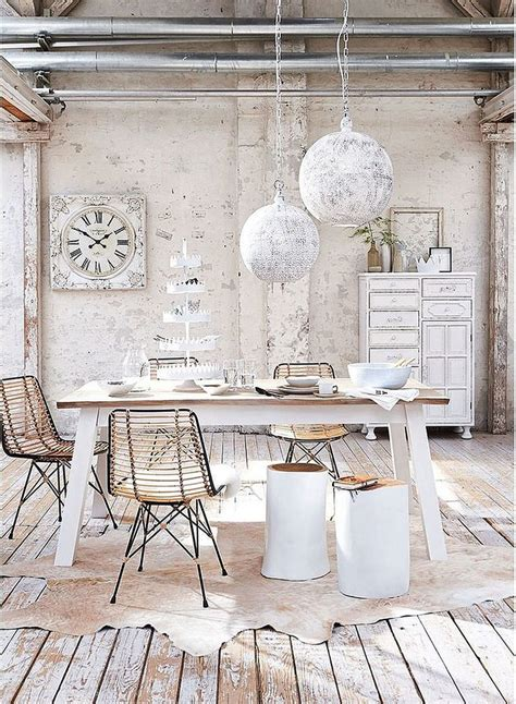 idee per arredare la sala 30 idee per arredare la sala da pranzo shabby chic