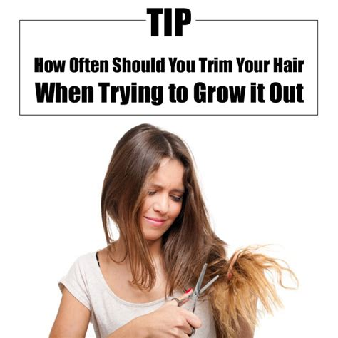 how to grow out layers fast how often should you get your haircut when growing it