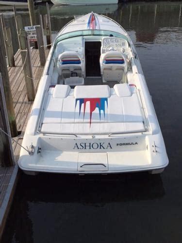 formula boats for sale in maryland formula 353 fastech boats for sale in maryland