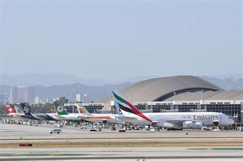 lax airport car rental   companies travelmag