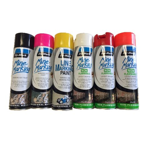 spray painting in mines dy mine spray paint mine marking spray paint pr