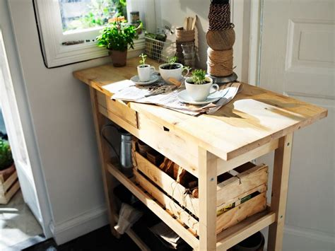 potting bench ikea ikea cart good for kitchen or potting bench outside