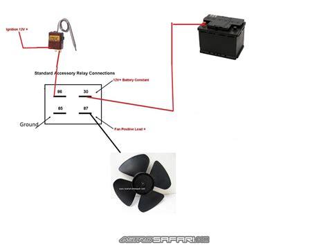 electric radiator fan wiring diagram get free image about wiring diagram