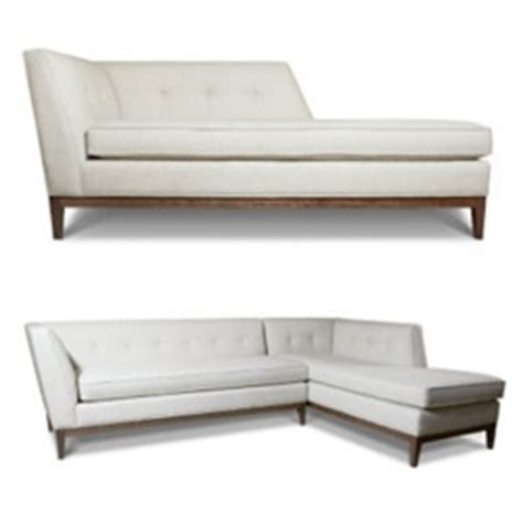 daybed as couch jonathan adler s danner sectional sofa daybed is