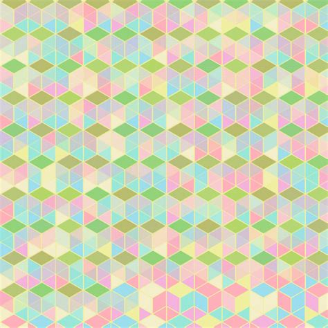 pastel color pattern seamless geometric pattern in pastel colors vector free