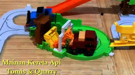 Mainan Been 10 jual kereta api mainan anak terbaru tomis quarry