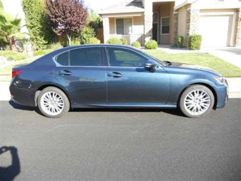 lexus gs 350 luxury package sell used 2013 lexus gs 350 luxury package navigation