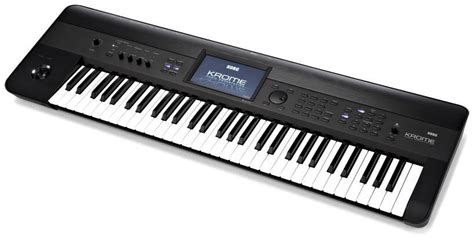 Keyboard Korg Krome test korg krome keyboard workstation amazona de