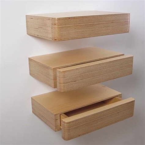Oak Floating Shelf With Drawer by 25 Best Ideas About Floating Wall Shelves On