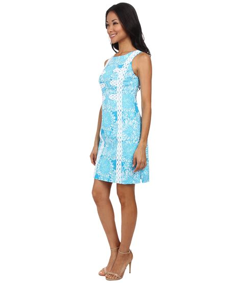 Dress Mirabelle lilly pulitzer mirabelle shift dress in blue lyst