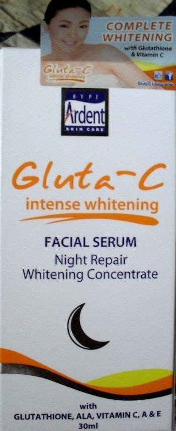 Gluta C Serum 10 best promo promo images on whitening