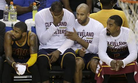 cavs bench warriors drub cavs series turns to cleveland canyon news