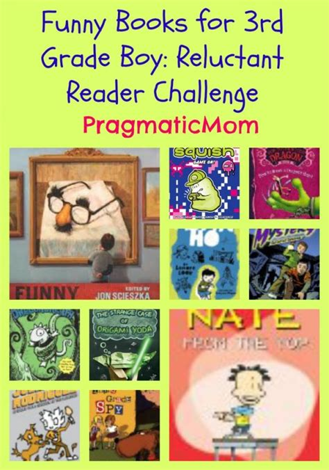 3rd grade picture books book series for fourth graders top 10 chapter books for