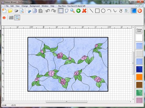 stained glass pattern design software pattern wizard download