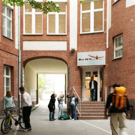 hostel inn berlin all in hostel hotel in berlin germany find cheap
