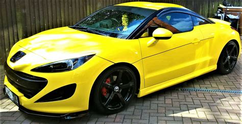 peugeot yellow yellow peugeot rcz peugeot rcz peugeot and