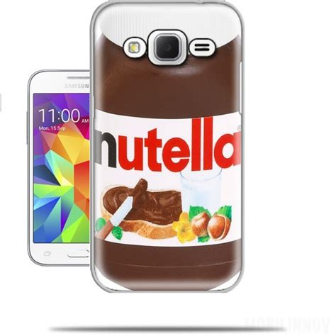 Casing Samsung J1 Ace Bts Custom Hardcase nutella samsung galaxy prime wallet