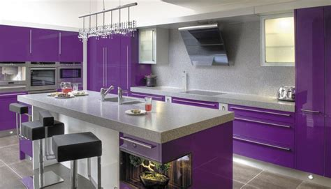purple kitchen ideas purple kitchen ideas for unique and modern look diy home art