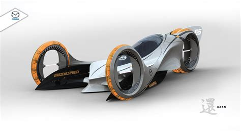 future cars mazda kaan race car of the future picture 275072