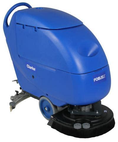 Clarke Floor Scrubber clarke compact midsize auto scrubbing machines runyon