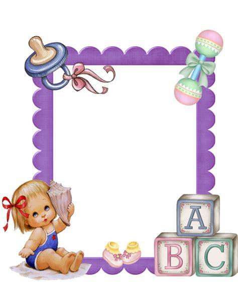 imagenes niños png bordes decorativos para tarjetas infantiles imagui
