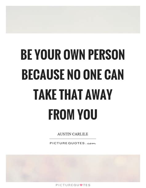 your own human my own human books be your own person because no one can take that away from