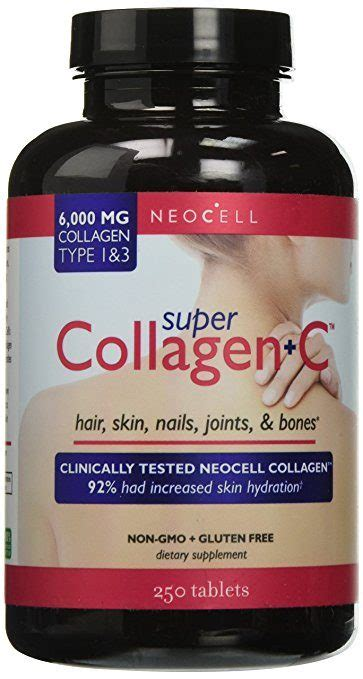 Suplemen Collagen 5 best collagen supplements best protein for staying youthful