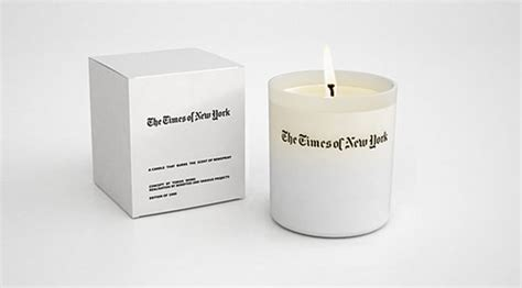 Best Scented Candles New York by Unique Candle Scents New York Times Candle By Tobias