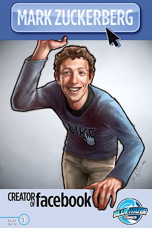 biography of mark zuckerberg in short facebook ceo mark zuckerberg gets his own comic book