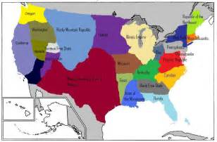 divided states of america alternative history fandom