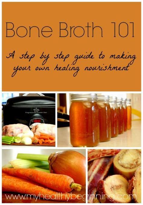 Detox Bone Broth Crock Pot Recipe by 17 Best Ideas About Bone Stock On Chicken Bone