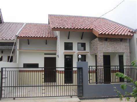 rumah di cilebutbisa kpr rumah dijual rumah indah minimalis di kalisari cijantung
