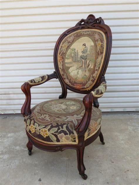victorian armchair this is a wonderful hand carved american antique victorian arm chair that is made out