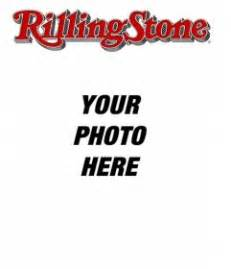 rolling magazine cover template rolling cover customizable with your photo edit the