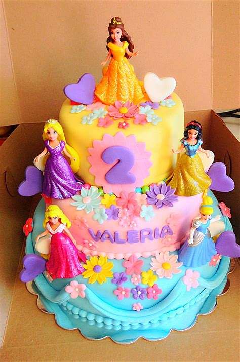 Disney Princess Cakes From Walmart Pictures to Pin on