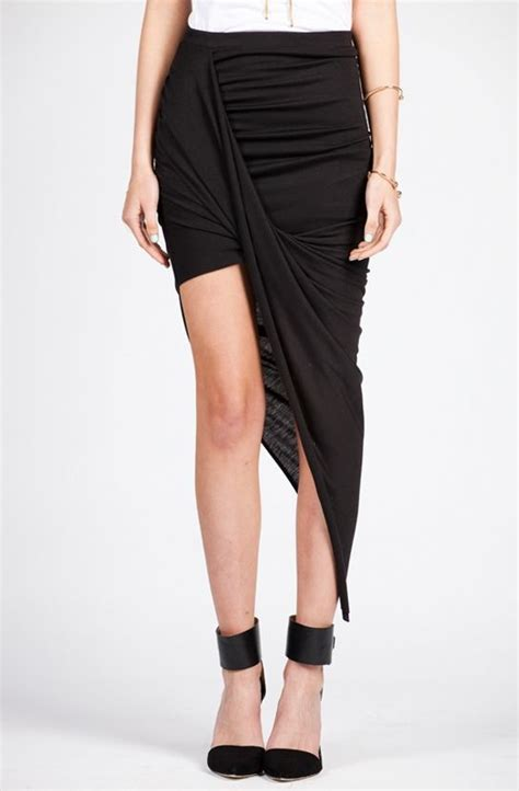 draped asymmetrical skirt 11 best images about asymmetric draped skirt outfits on