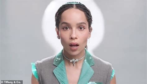 zoe kravitz tiffany jewelry zoe kravitz and naomi cbell dazzle in tiffany co s