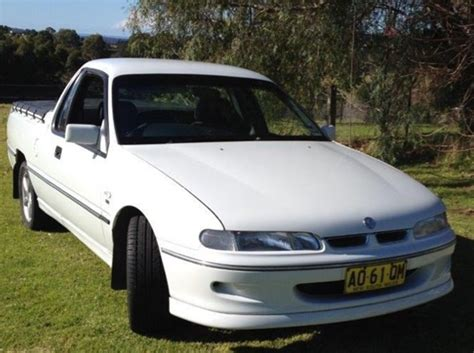 holden vs ute holden commodore 1995 2000 vs ute aerpro