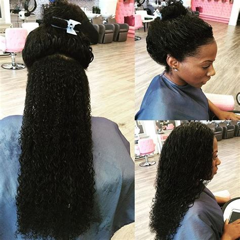 natural looking sew ins in tennessee 1000 ideas about curly sew in on pinterest curly sew in