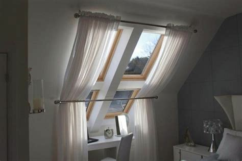 dachfenster sonnenschutz in form vorh 228 ngen plissees - Vorhang Dachfenster