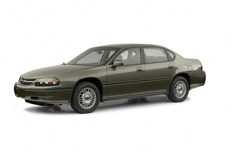 cars com 2002 chevrolet impala overview cars com