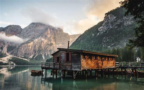 la casa sul lago casa sul lago di braies val pusteria montagna estate